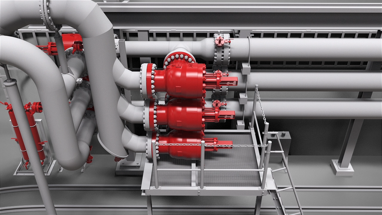 Energy recovery - 3 Chamber Pump System (3CPS) - HPE